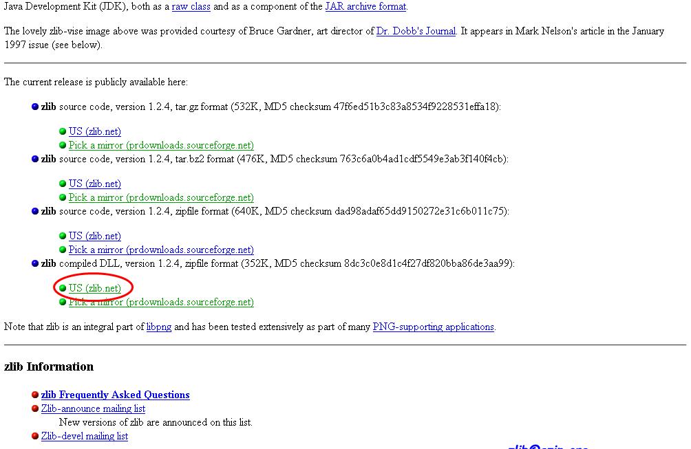 2  インストール(Windowsプリコンパイル版)